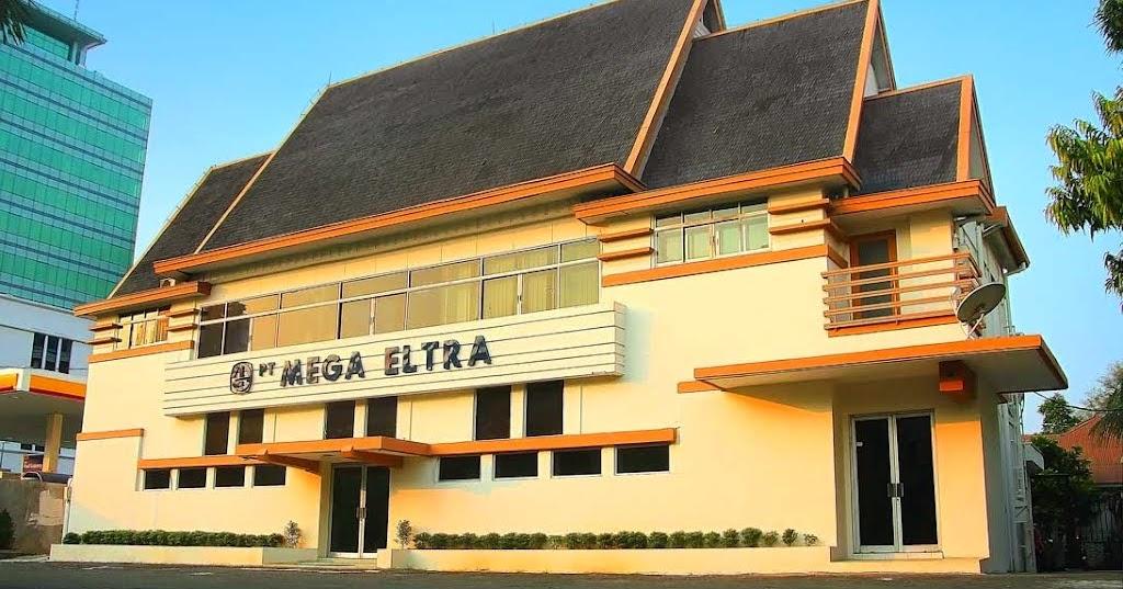 Gedung PT. Mega Eltra , Menteng