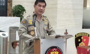 Terduga Teroris Ditembak Mati, Polisi: Mengacungkan Pedang