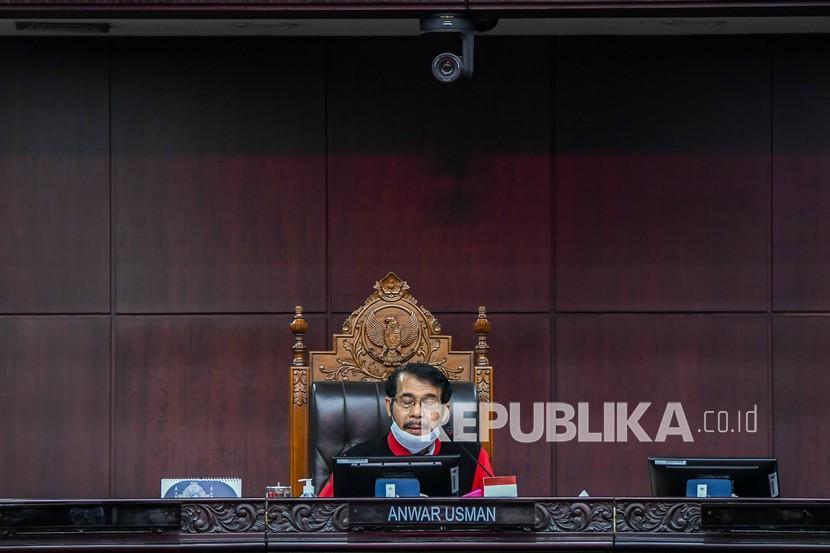 MK Putus Perkara Perselisihan Pilkada Paling Lama 24 Maret