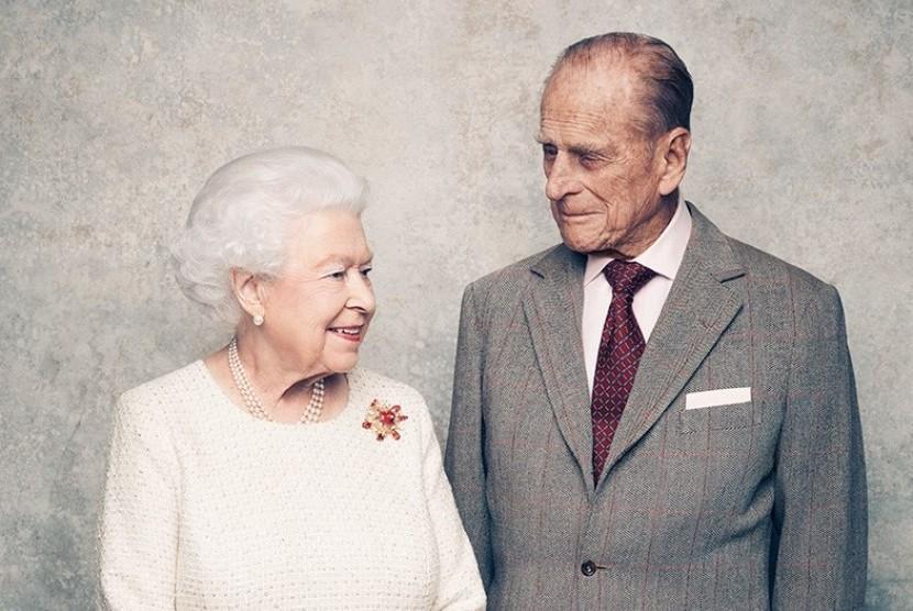 Pangeran Philip Masih Terbaring di Rumah Sakit