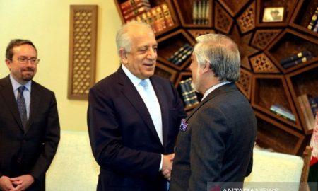 AS usulkan pemerintahan sementara jalankan Afghanistan sampai pemilu