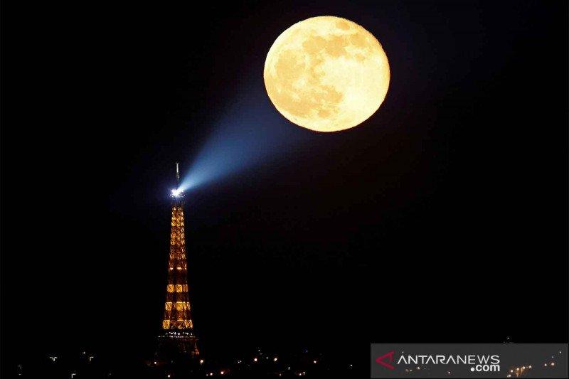 Fenomena Super Pink Moon – TERDEPAN.id
