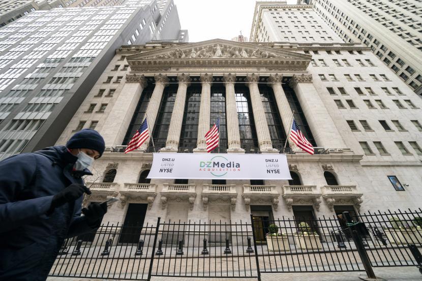 Wall Street Ditutup Bervariasi | TERDEPAN.id