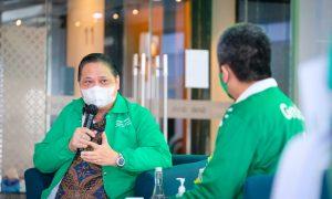 Menko Airlangga: Pandemi Momentum Untuk Dorong Transformasi Ekonomi Digital