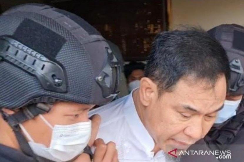 Data Pribadi Bocor, Azis: Jadi Pengurang Dosa Munarman
