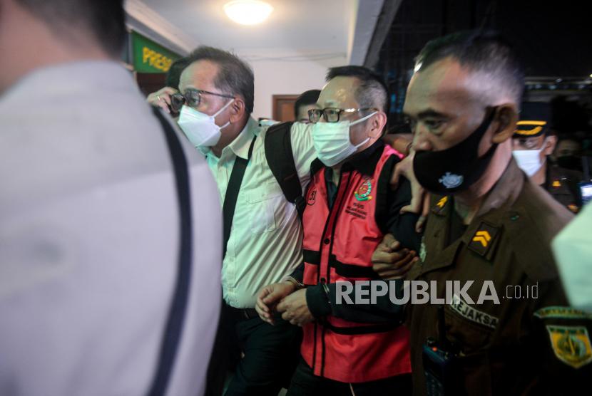 Adelin Lis Dikawal Ketat Polisi Singapura