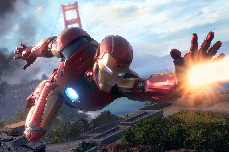 Bug gim Marvel's Avengers yang tampilkan IP sekarang telah diperbaiki