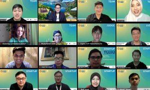 "Sandiaga dukung enam ""start up"" kompetisi di ajang internasional"
