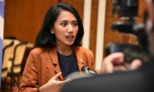 Puteri Komarudin Apresiasi Penambahan Bansos PPKM Level 4