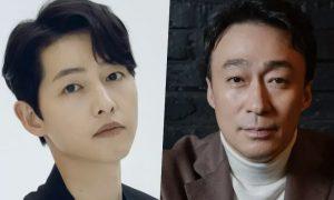 Song Joong-ki dan Lee Sung-min Bintangi Bareng Drama Fantasi
