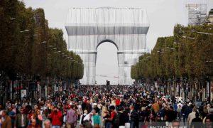 Hari Bebas Kendaraan Bermotor di Kota Paris, Prancis