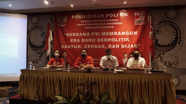 PSI Sleman: Ini Era baru Menangkan Pemilu 2024