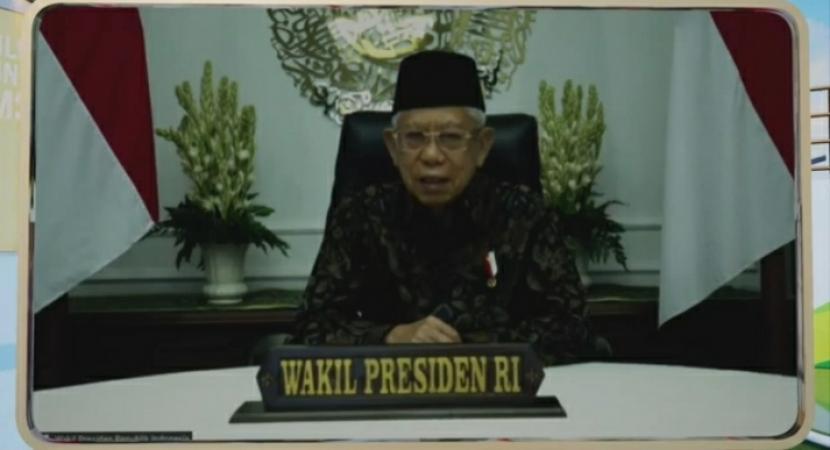 Wapres: KNEKS Terus Kembangkan Ekonomi Syariah Indonesia