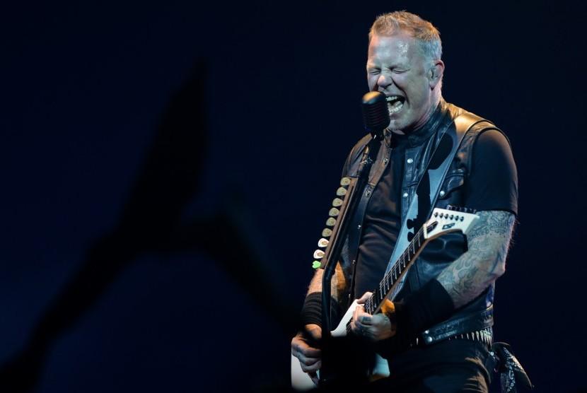 Metallica Sempat Malas Kerja Bareng Produser The Black Album