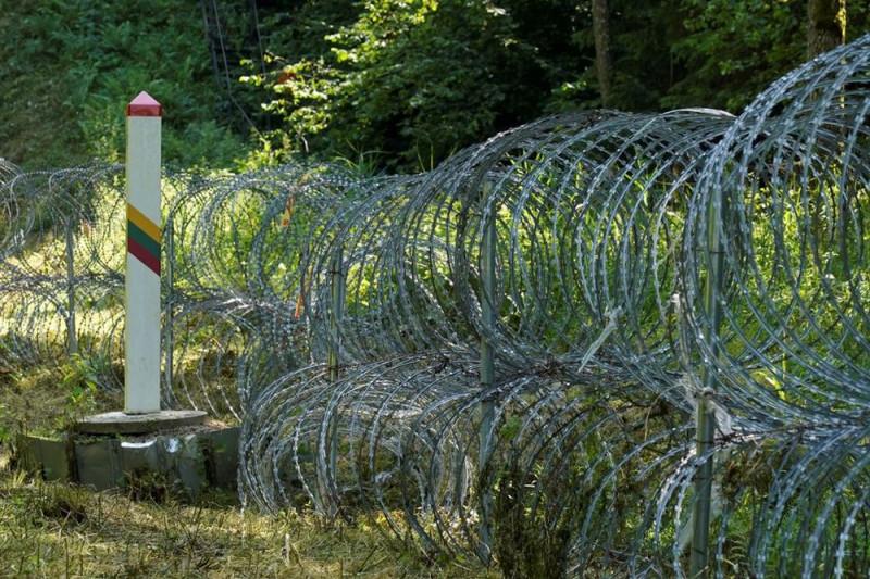 Lithuania akan pagari perbatasan dengan Belarus