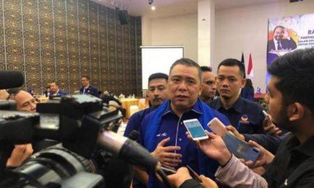 Nasdem Perkuat Mesin Partai untuk Menangkan Pemilu 2024